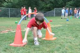 field day cone