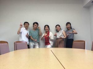 9月4日 初級英語クラス